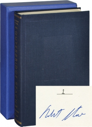 Outerbridge Reach (Signed Limited Edition, copy number 1). Robert Stone