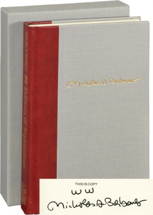 Editions and Impressions (Signed Limited Edition). Nicholas Basbanes