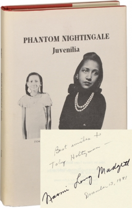 Phantom Nightingale: Juvenilia (Signed Limited Edition). Naomi Long Madgett
