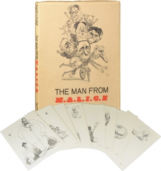The Man From M. A. L. I. C. E. [Movies, Art, Literature and International Conmen's Establishment]...