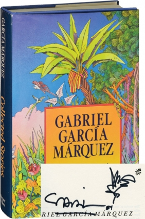 Collected Stories (First Edition, signed with a sketch of a bird). Gabriel Garcia Marquez