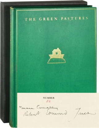 The Green Pastures (Signed Limited Edition). Marc Connelly, Robert Edmond Jones, illustrations.