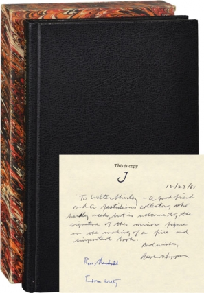 Self-Portrait: Ceaselessly into the Past (Signed Lettered Edition). Ross Macdonald, Eudora Welty,...