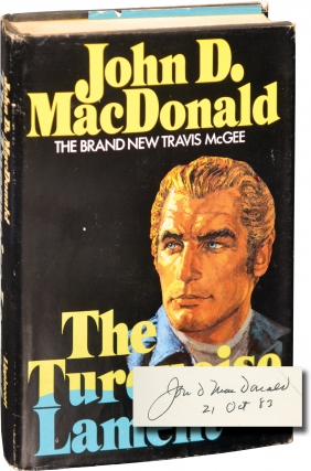 The Turquoise Lament (Signed First Edition). John D. MacDonald