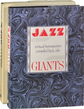 Jazz Giants: A Visual Retrospective (First UK Edition). K. Abe, Nat Hentoff, introduction