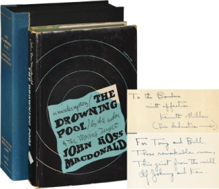 The Drowning Pool (Signed First Edition, dedication copy, inscribed to Anthony Boucher). Ross...