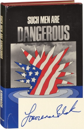 Such Men Are Dangerous: A Novel of Violence (Signed First Edition). Lawrence Block, Paul Kavanagh