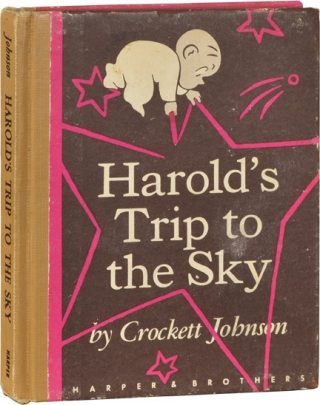 Harold's Trip to the Sky (First Edition). Crockett Johnson