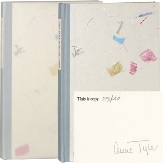 Your Place is Empty (Signed Limited Edition, Deluxe Issue). Anne Tyler