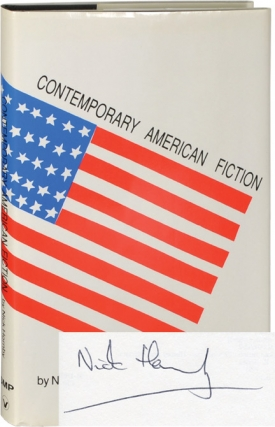 Contemporary American Fiction (Signed First Edition). Nick Hornby