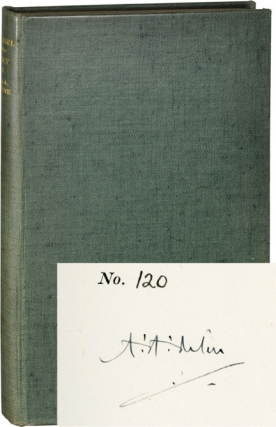 Michael and Mary: A Play (Signed Limited Edition). A. A. Milne