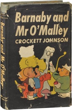 Barnaby and Mr [Mr.] O'Malley (First Edition). Crockett Johnson