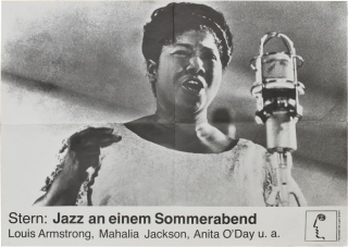 Stern: Jazz an einem Sommerabend [Jazz on a Summer's Day]. Bert Stern, Mahalia Jackson Louis...