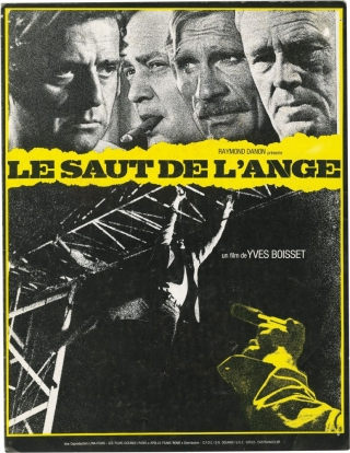 Le Saut de L'ange [Angel's Leap] (Original French Film Program). Bernard-Paul Lallier, Yves...