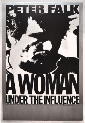 A Woman Under the Influence (Original poster, Peter Falk variant). John Cassavetes, Gena Rowlands...