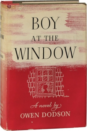 Boy at the Window (First Edition). Owen Dodson
