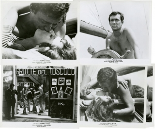 Purple Noon (Collection of 5 photographs from the 1960 film). Rene Clement, Patricia Highsmith,...