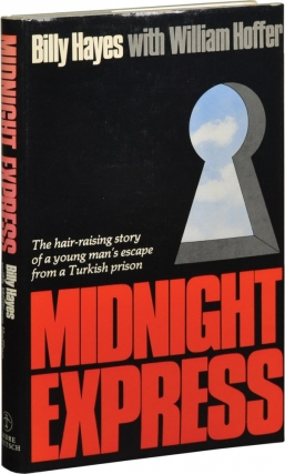 Midnight Express (First UK Edition). Bill Hayes
