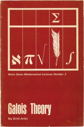 Galois Theory (Softcover). Emil Artin, Dr. Arthur N. Milgram, supplement