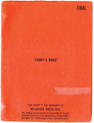 Zandy's Bride (Original screenplay for the 1974 film, signed by Marc Norman). Jan Troell, Lillian...