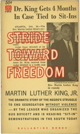 Stride Toward Freedom: The Montgomery Story (Vintage Paperback). Martin Luther King, Jr.