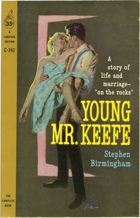Young Mr. Keefe (Vintage Paperback). Stephen Birmingham