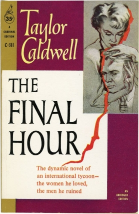 The Final Hour (Vintage Paperback). Taylor Caldwell