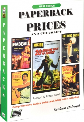 Paperback Prices and Checklist (First Edition). Graham Holroyd