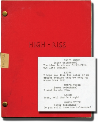 Someone's Watching Me [High-Rise] (Original screenplay for the 1978 television movie). John...