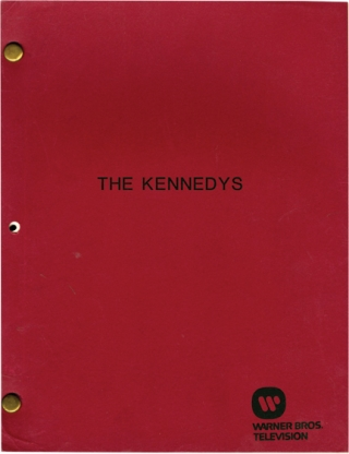 The Kennedys: The First Three Hours (Original screenplay for an unproduced television miniseries). David W. Rintels, Marc Merson, David Horowtiz Peter Collier, screenwriter, executive producer, book writer.