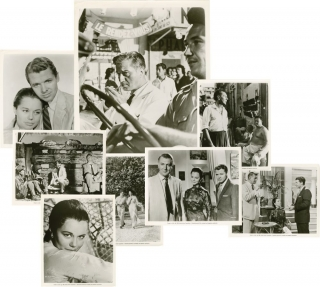 The Quiet American (Set of original still photographs from the 1957 film). Graham Greene, Joseph...