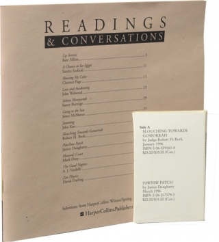 Readings and [and] Conversations: Selections from HarperCollins Winter/Spring 1996 List