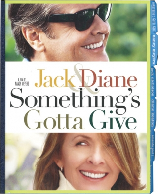 Something's Gotta Give (For Your Consideration script, signed by Nancy Meyers). Nancy Meyers,...