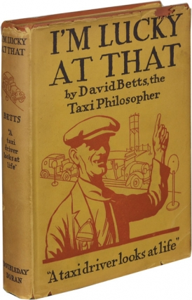 I'm Lucky At That (First Edition). David Betts