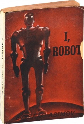 I, Robot (First Softcover Edition). Isaac Asimov.