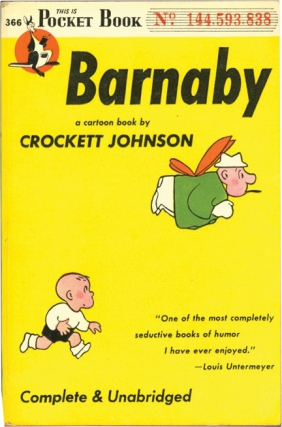 Barnaby (Vintage Paperback). Crockett Johnson
