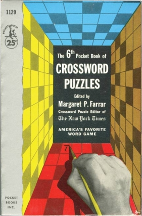 The 6th [Sixth] Pocket Book of Crossword Puzzles (First Edition). Margaret P. Farrar