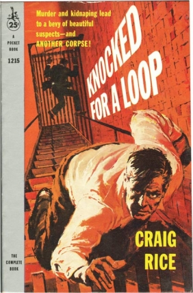 Knocked for a Loop (Vintage Paperback). Georgiana Ann Randolph Craig, Craig Rice.