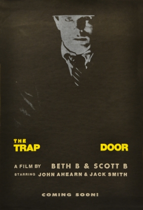 The Trap Door (Original poster for the 1980 film). Beth B, Jack Smith Scott B., William Rice,...