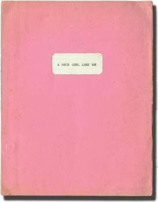 A Nice Girl Like Me (Original screenplay for the 1969 film). Desmond Davis, Robert Willoughby,...