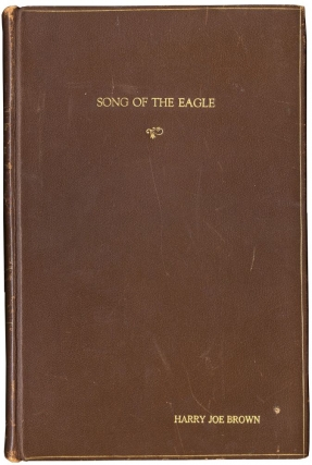 Song of the Eagle [The Beer Story] (Original screenplay for the 1933 film, producer Harry Joe...