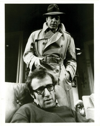 Play It Again, Sam (Collection of 6 stills from the 1969 Broadway stage play). Woody Allen,...