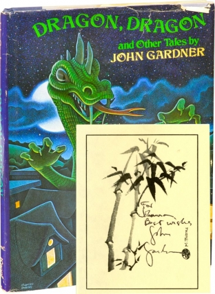 Dragon, Dragon and Other Tales (Signed First Edition, second printing). John Gardner, Charles...