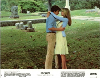 Dreamer (Collection of 8 British front-of-house cards from the 1979 film). Tim Matheson Susan...