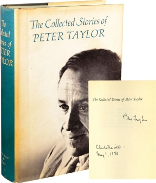 The Collected Stories of Peter Taylor (Signed First Edition). Peter Taylor