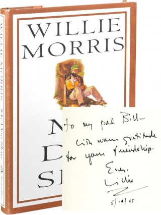 My Dog Skip (Signed First Edition, review copy). Willie Morris, Mikhail Ivenitsky, illustrations