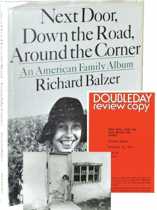 Next Door, Down the Road, Around the Corner: An American Family Album (First Edition, review...