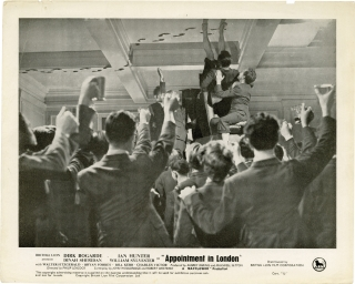 Appointment in London [Raiders in the Sky] (Original photograph from the 1953 film). Philip...