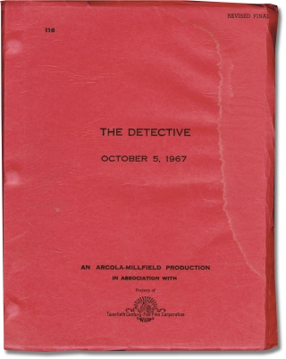 The Detective (Original screenplay for the 1968 film). Gordon Douglas, Abby Mann, Roderick Thorp,...
