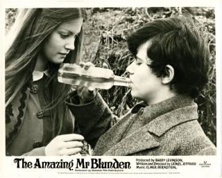 The Amazing Mr. Blunden (Collection of 5 photographs from the 1972 film). Lionel Jeffries,...